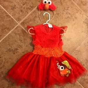 Other - Elmo costume 2T